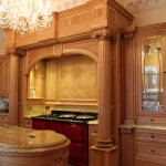 Classical Oak Kitchen 1