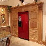 Classical Oak Kitchen 8