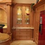 Kitchen Display Cabinet 2
