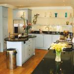 Painted Kitchen 1