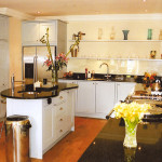 Painted Kitchen 2